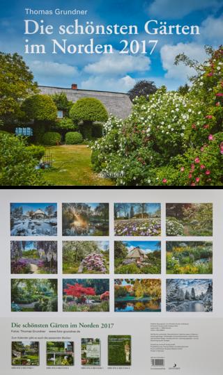 Die schönsten Gärten im Norden 2017